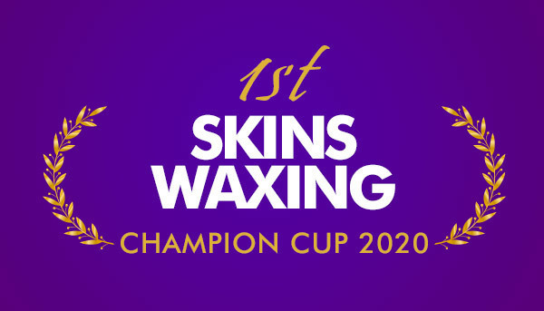 1st SKINS Waxing Champion Cup 2020
